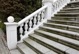 How to repair and maintain concrete steps