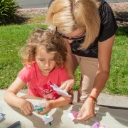 3 homemade craft products for kids