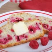 Dessert time: braided cranberry bread