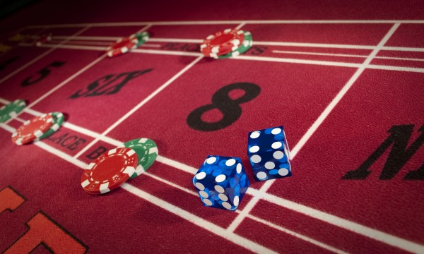 Get better odds at craps in casinos