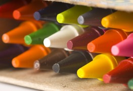 Creative solutions for removing crayon marks