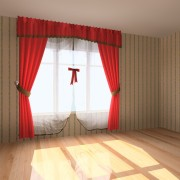 Natural solutions for taking care of curtains