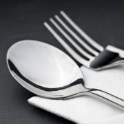 Cutting edge tips for washing cutlery