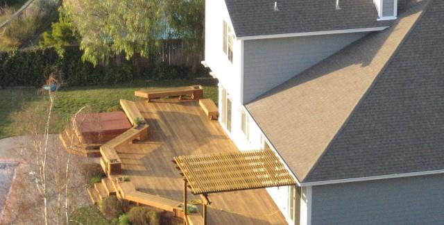 Enjoy your deck every season