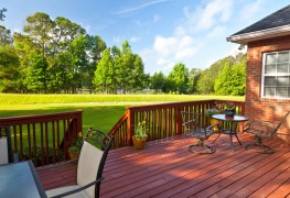 3 things you should know about cleaning your porch or deck and make it last