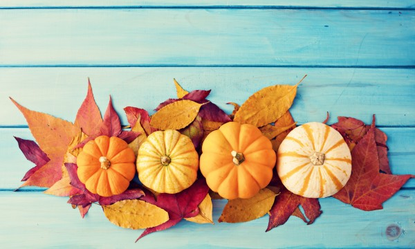 5 cosy ways to decorate your home for autumn