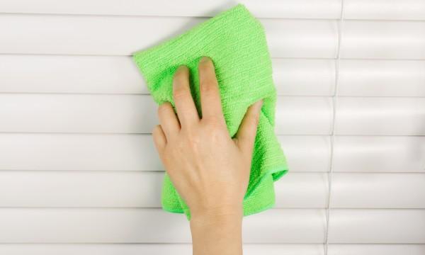 Tips for fighting the on-going battle against dust
