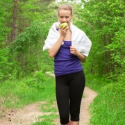 Fuel up to reap the benefits of running