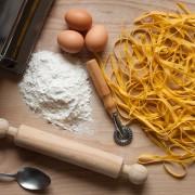 Homemade egg pasta recipe