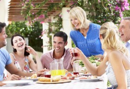 The benefits of enjoying your meal