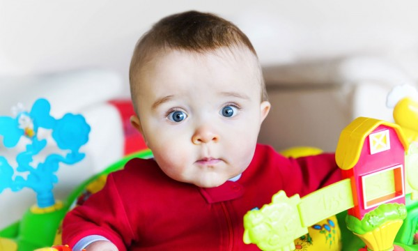 The pros and cons of baby exercisers and walkers