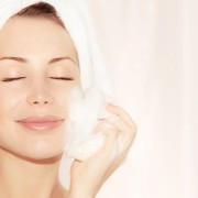 Cleanse skin using natural ingredients