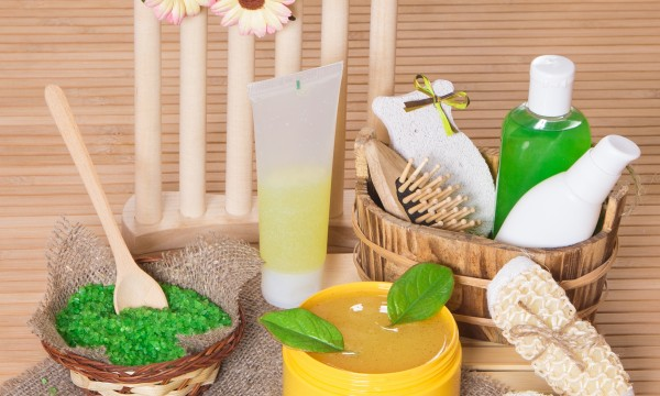 Make your own natural exfoliating face and body scrubs