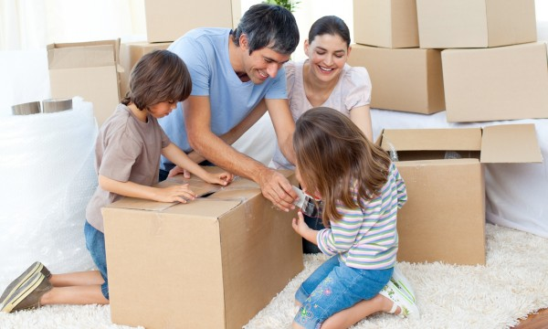 Stress less on moving day with this easy-to-pack survival kit