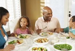 How to get the whole family to enjoy a healthy dinner