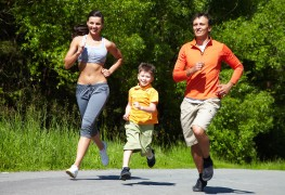 Exercise ideas to keep the whole family fit