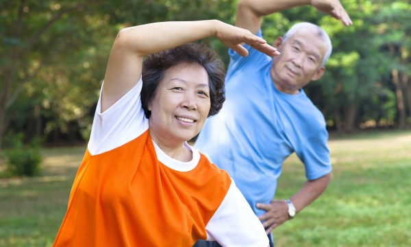 Tips for staying in good health over 50
