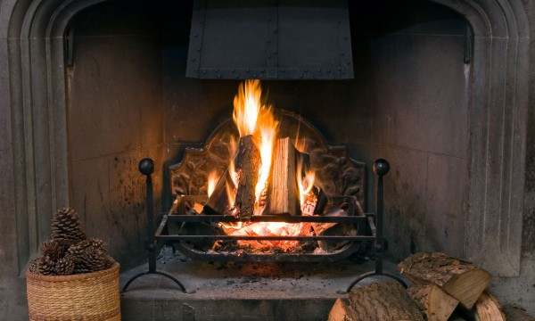Tips for maintaining a fireplace chimney
