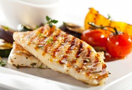 Eat fish to lower your risk of heart disease