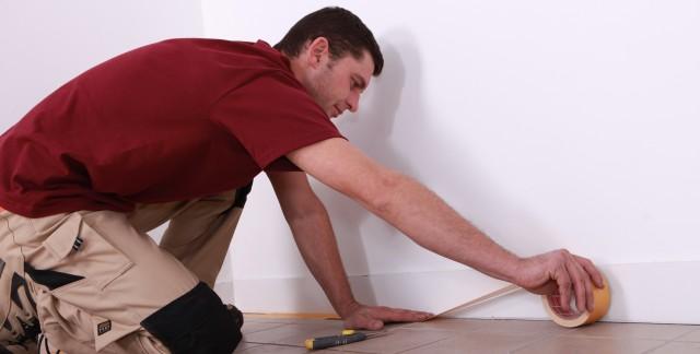 Silencing a squeaky floor