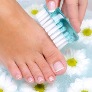 All-natural ways to care for your feet