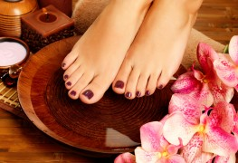 6 homemade remedies to leave your feet soft and smooth
