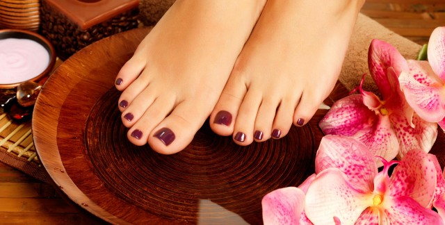 Foot and nail care tips for fabulous feet