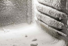 What to do when your freezer is punctured