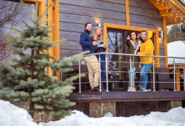 Should you buy a cottage with family or friends?