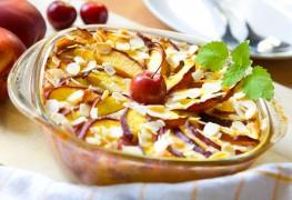 Easy-cook delicious fruit cobbler