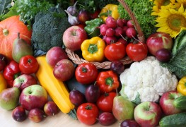 The hidden benefits of eating fruits and veggies