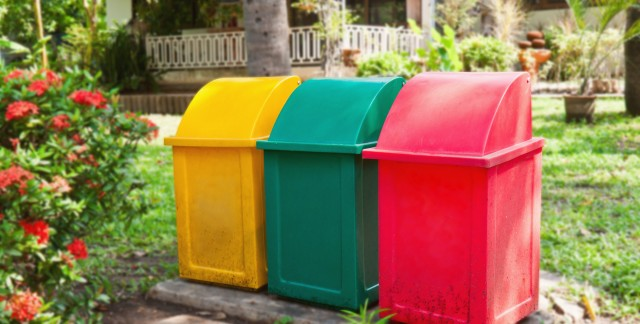 Timely tips to clean your garage and garbage bins