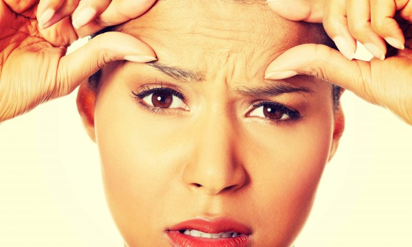 How to get rid of wrinkles on your forehead