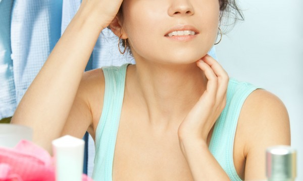6 ways to help get rid of pimples