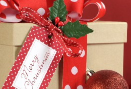 Tips for easy and creative gift-wrapping