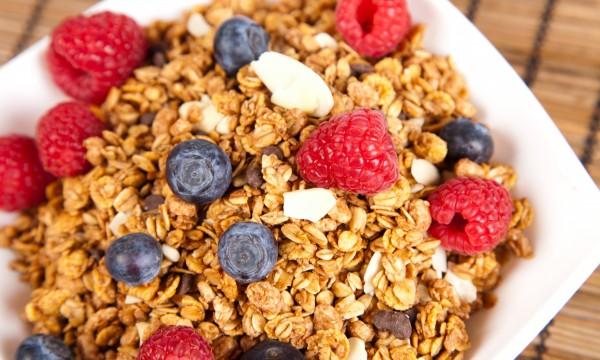 2 homemade granola and oatmeal recipes