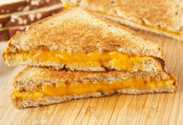 4 awesome, mouthwatering grilled cheese additions