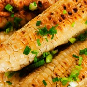 Unique toppings to make grilled corn taste out of this world