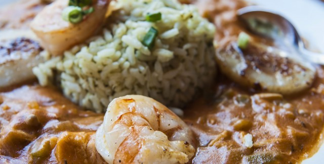 Hearty meals in a bowl: easy gumbo and cioppino