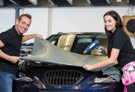 Get an inside look at the vehicle wrap industry