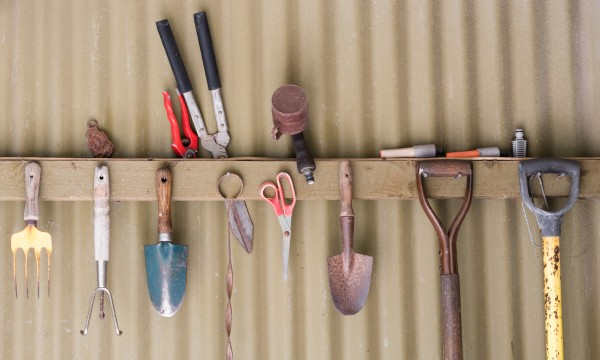 Charmant 8 Simple Ways To Organize Your Garden Shed