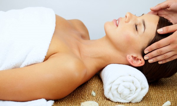 Healing body massage techniques