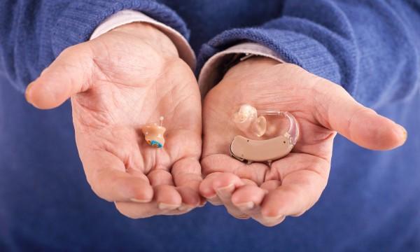 Keep hearing aids clean & in good working order
