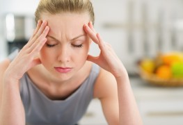 3 common causes of headaches in the back of the head