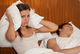 6 Remedies to help with a snoring husband