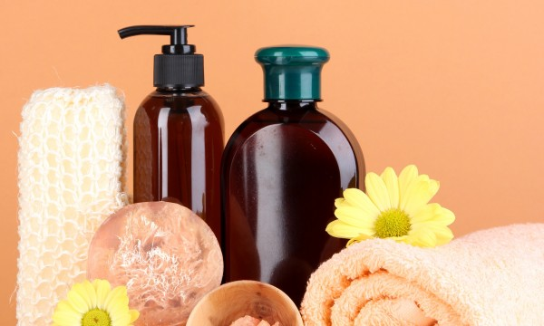 4 natural bath products for a home spa experience
