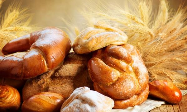 Chow down on fresh homemade bread