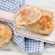 Versatile and delicious homemade pita bread