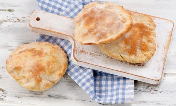Versatile and delicious homemade pita bread