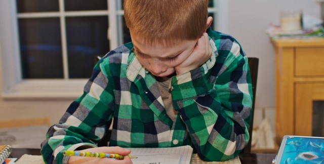 Why homework is good for your child
